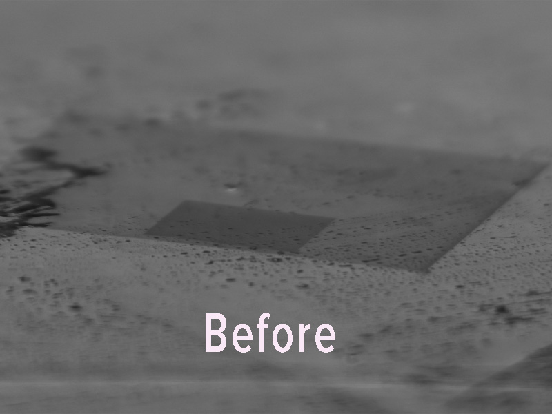 Before Cleaning image